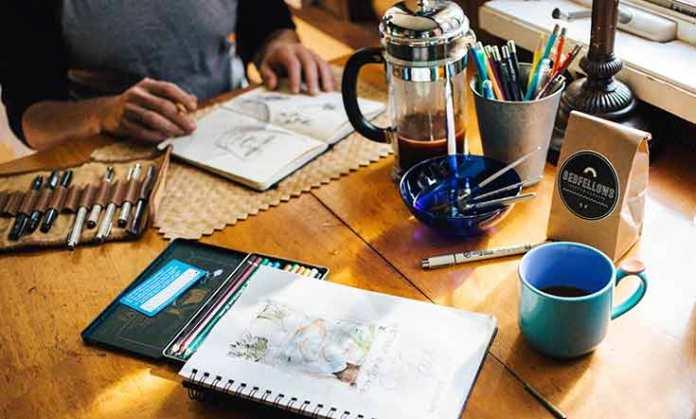 Ser un freelancer es disfrutar de libertad creativa
