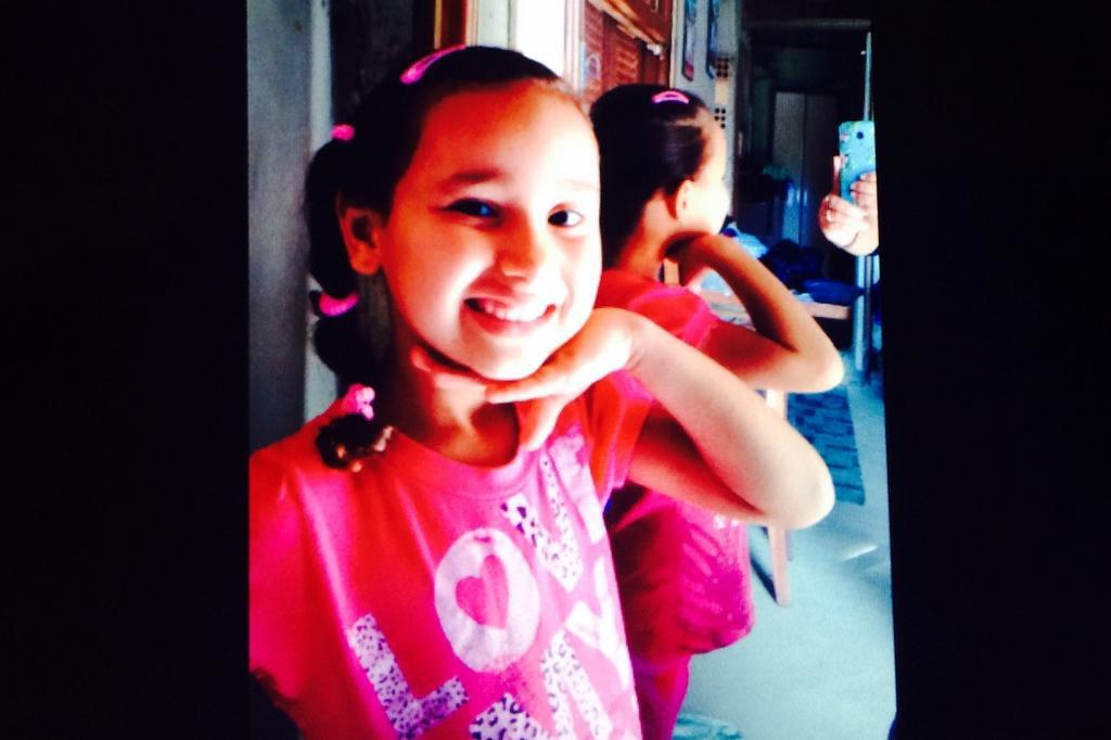Preso o padrasto de menina morta na zona leste de Porto Alegre Arquivo Pessoal/Arquivo Pessoal