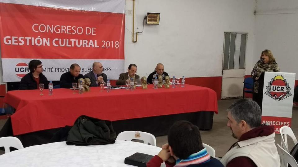 Congreso gestion cultural Arrecifes