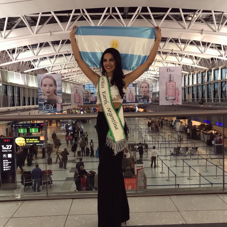 Dolores Cardoso Miss Earth Filipinas