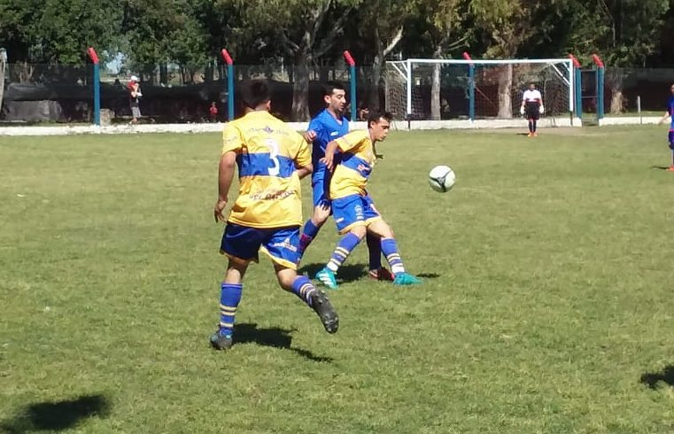 Futbol Local Obras-Boca