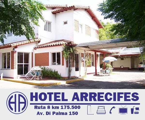 Hotel Arrecifes