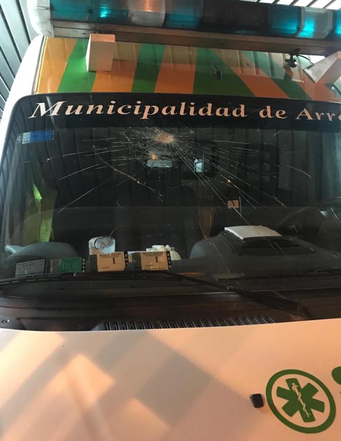 Ataque-ambulancia-SAME