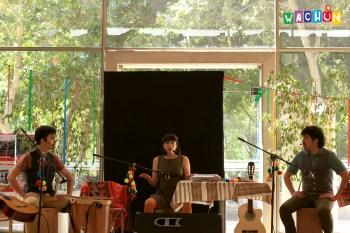 Wachún Parque Bustamante - Música Wachun