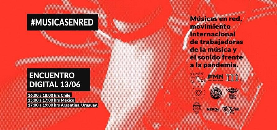 Musicas en red encuentro 13 junio
