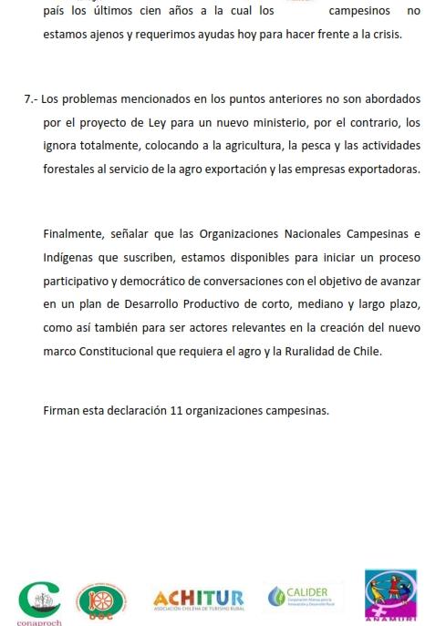 Declaracion Publica Organizaciones Campesinas de Chile_003
