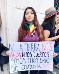 """Camila Zárate: """"Participaré de la Convención Constitucional para defender la vida"""" 2"""