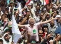 El grupo Tamarod afirma haber reunido más de 22 millones de firmas de personas que dicen no tener confianza en Mursi