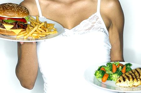 No hay alimentos chatarras, hay dietas chatarras porque son las combinaciones las que fomentan el aumento de peso