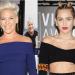 No es la primera vez que una cantante se refiere al estilo de poca ropa que muchas veces usan Miley y Gaga