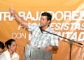 López anunció que el 2 de febrero, en la plaza Brión, inician las asambleas para analizar cómo cambiar el gobierno
