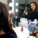 La cantante presumió su cambio de imagen, el cual forma parte de la promoción de sus perfumes