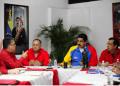 Maduro, encabezó este lunes un encuentro con las Unidades de Batalla Bolívar-Chávez (Ubch) en el estado Barinas, en el marco del III Congreso del PSUV