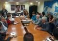 La rectora de la Universidad Central de Venezuela (UCV), Cecilia García Arocha compareciendo ante la AN  AGENCIAS