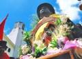 Fueron reconocidos los integrantes de La Parranda de San Pedro. Foto: Archivo