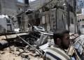 Mediadores trabajaban contra el reloj el jueves para prolongar una tregua en Gaza entre Israel y los palestinos  AFP