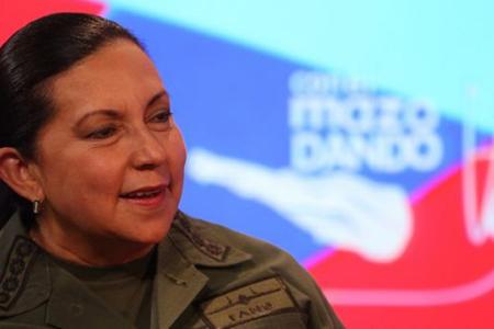 Carmen Meléndez, destacó que reforzar los planes y proyectos de seguridad ciudadana será la bandera de su gestión, y para ello solicitó apoyo de todos los niveles