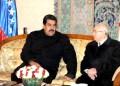 El presidente venezolano, Nicolás Maduro, descartó en Argel que una próxima cumbre de la Organización de Países Exportadores de Petróleo (OPEP)