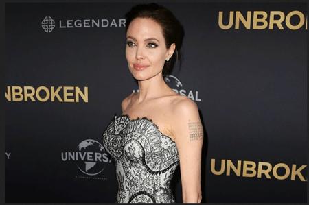 Angelina Jolie ha sido elegida la «mujer más admirada del mundo», por delante de la ganadora del Premio Nobel de la Paz Malala Yousafzai.