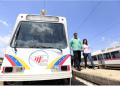 """Durante la inauguración de la Línea 2 del Metro de Valencia, el presidente Nicolás Maduro aseguró que no tiene prisa por aumentar el precio de la gasolina. """"Primero hay que hacer todas las obras que tenemos pendientes y después nos preocupamos por lo demás""""."""