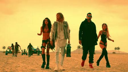 David Guetta y Nicki Minaj se apoderan del desierto en su nuevo video