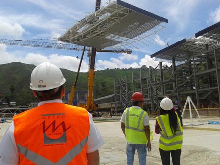 Esta nueva estación atenderá a los habitantes de la carretera vieja Caracas-Los Teques