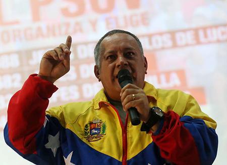 Cabello dice que se reunió con Guaidó antes que se autoproclamara presidente