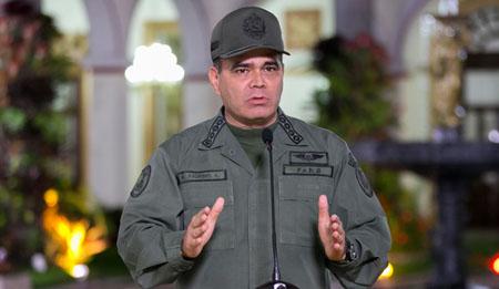El ministro Padrino López, notificó que a la zona del accidente se enviaron comisiones por tierra y aire se espera que en las próxima horas se conozca el estado de piloto