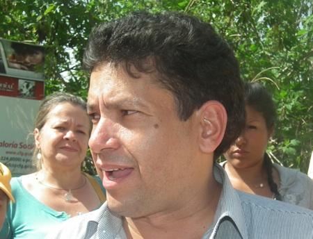 Roberto Rojas, concejal de Guaicaipuro. ARCHIVO