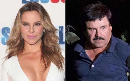 Kate del Castillo rompió el silencio finalmente acerca de sus vínculo con el narcotraficante Joaquín el Chapo Guzmán. ARCHIVO