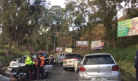 Guaicaipuro se mantiene como la jurisdicción con el mayor número de accidentes en la región Altos Mirandinos a diferencia de Los Salias, donde se contabilizaron 10 y 8 en Carrizal.