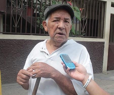 """Romero: """"Tengo mucha fe en el mandatario local, quien siempre busca mejoras para nuestra vida"""""""