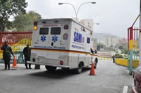 Cuatro funcionarios de la ONA heridos durante choque en la ARC