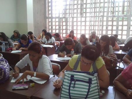 607 educadores interinos o suplentes en cargos de vacante absoluta presentarán evaluación.