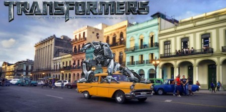 """Este fin de semana comenzará a rodarse la superproducción """"Transformers 5"""