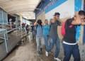 Más de 60 alumnos de la sede fueron desalojados
