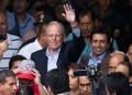 Pablo Kuczynski confirmó este sábado que mantendrá en la presidencia del Banco Central de Reserva (BCR) a Julio Velarde.