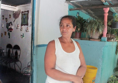 """Pérez: """"Hay muchas madres desesperadas, ya que prácticamente no cuentan con alimentos"""""""