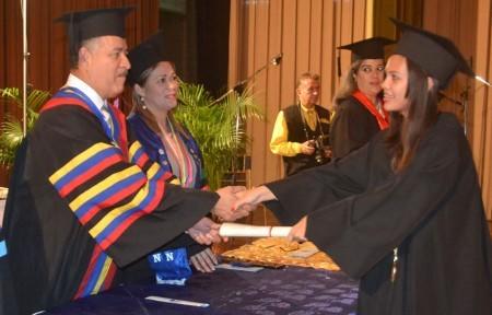 """962 nuevos profesionales graduó la Universidad Politécnica Territorial de Los Altos Mirandinos """"Cecilio Acosta"""