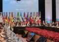 El apoyo a la presidenta suspendida de Brasil, Dilma Rousseff, al Gobierno de Venezuela y el llamado a una mayor integración regional centralizaron la declaración final de la XX Cumbre Social del Mercosur.