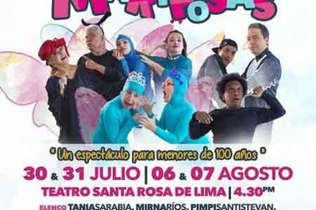 La puesta en escena fue escrita por Gledys Ibarra, dirigida en conjunto con Rafael Romero y produce Jorgita Rodríguez, en una presentación de VayaAlTeatro.com.