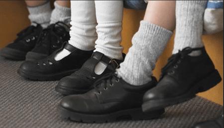 Precios de zapatos escolares aumentaron considerablemente