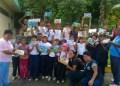 Niños y niñas de La Matica y La Macarena disfrutaron un sinfín de actividades deportivas.