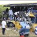 Los organismos de seguridad del estado Bolívar se encontraban actuando en la troncal 10 desde tempranas horas de la madrugada de este viernes, donde se registró un accidente de tránsito que involucra a un autobús de la línea Expresos Los Llanos.