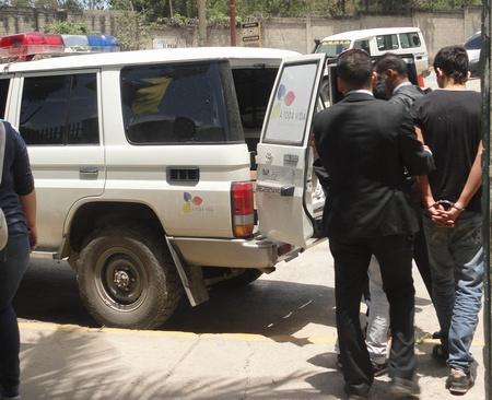 Agentes del Cicpc estuvieron al frente de la captura de tres sujetos que se dedicaban al robo de motocicletas para luego pedir dinero por el ''rescate''