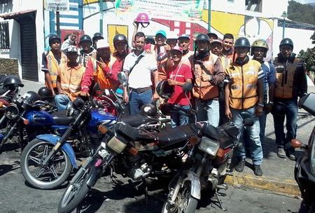 Aseguraron estar satisfechos con la labor del ministro de Transporte y Obras Públicas y del alcalde del municipio