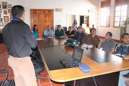 La Red Telemática ha realizado enlaces no sólo con ente municipales, sino también regionales y nacionales