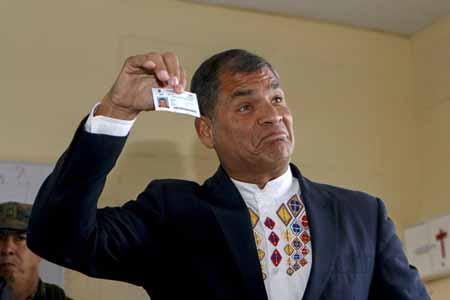 Correa, en camino a prisión en Ecuador por presunto caso de secuestro de opositor