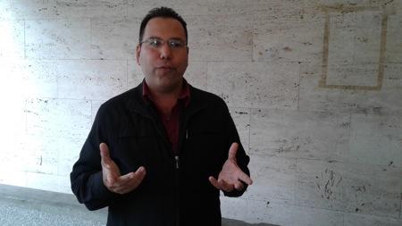 Concejal de Los Salias, Héctor Medina