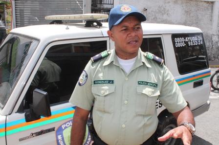 Policarrizal controla dos manifestaciones en el municipio